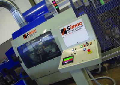 Simax150 - Flats Service