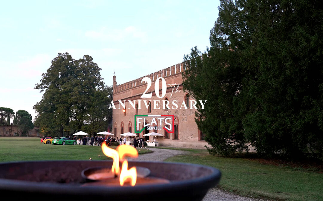 FLATS SERVICE 20TH ANNIVERSARY